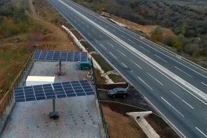 ремонт доріг - дорожнє освітлення - сонячні панелі